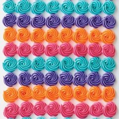 Colorantes En gel Colores Neon set x 4 - Wilton - comprar online