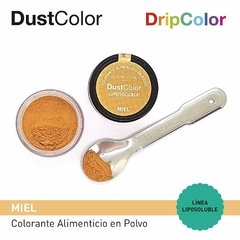 Dust Color Liposoluble Miel - Drip Color