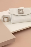 Mini Bag Jane White