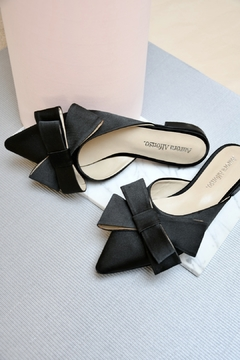 Audrey Saten Black