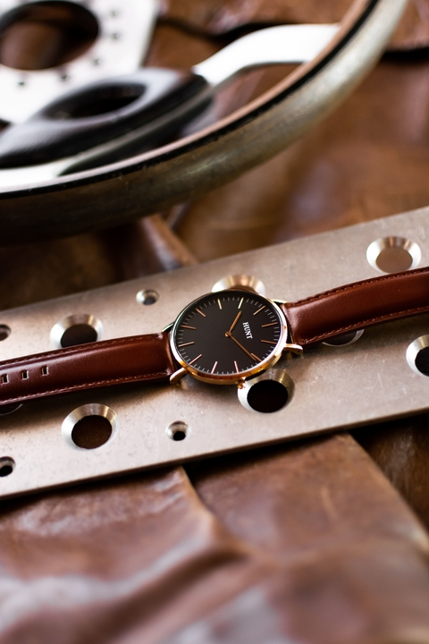Lauda Legend Brown - HUNT Watches | Relojes HUNT