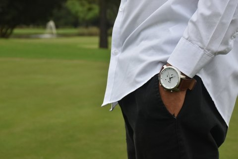 Silverstone Silver Oxford - HUNT Watches | Relojes HUNT