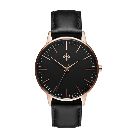 Malla Alfa Black 18mm - HUNT Watches | Relojes HUNT