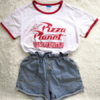Camisa Pizza Planet