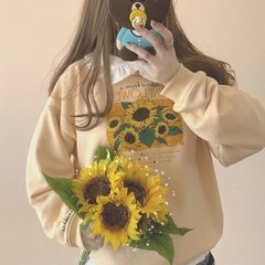 Moletom Sunflower - comprar online