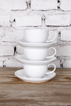 SET DE TAZA COUPE BLANCO X 6UN
