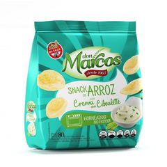Promo X 10 Snacks de Arroz Saborizados Don Marcos en internet