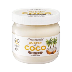 Aceite De Coco Neutro Refinado 1 L God Bless You