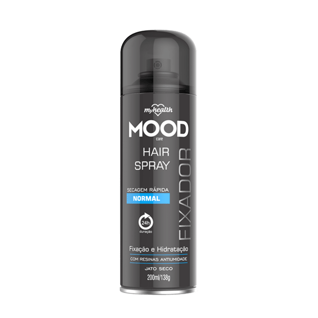 FIXADOR NORMAL  SPRAY MOOD MY HEALTH - 200ML