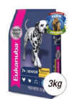 EUKANUBA - SENIOR MEDIUM - (3 KG)