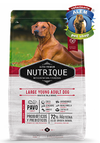 NUTRIQUE LARGE YOUNG ADULT DOG X350GR