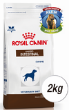 ROYAL CANIN - VET DOG GASTRO INTESTINAL - (2 KG)