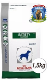 ROYAL CANIN - VET DOG SATIETY SUPPORT - (1.5 KG)
