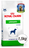 ROYAL CANIN - VET DOG URINARY - (1.5 KG)