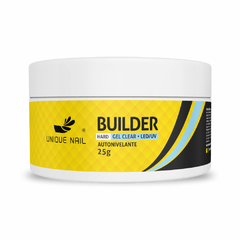 Unique Nail - Gel Hard Builder 25g CLEAR