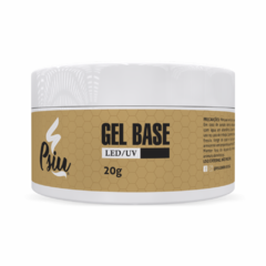 Psiu - Gel Base Clear 20g - comprar online