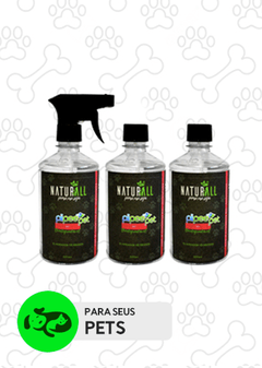 Kit 3 Unidades - Piipee Pet 500ml - PARA PETS (CÃES E GATOS)