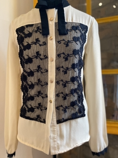 Camisa Holly Bracken Renda (P)