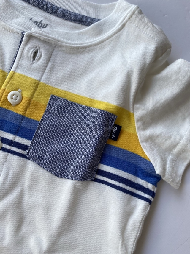 Oshkosh - Remera Body (T:18Meses) - comprar online