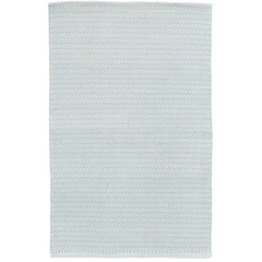 HERRINGBONE LIGHT BLUE/IVORY POLIPROPILENO - comprar online