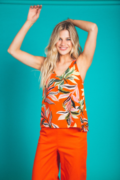 Musculosa Flora - Prier Buenos Aires