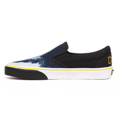 Tênis Vans Slip-On Classic X National Geographic na internet
