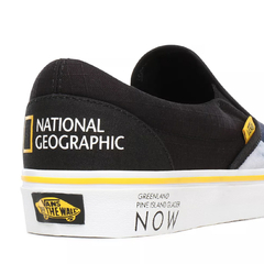 Imagem do Tênis Vans Slip-On Classic X National Geographic
