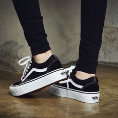 Imagem do Tênis Vans Authentic Platform 2.0 Black