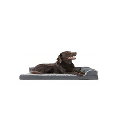 DOG BED LUXURY L SHAPED