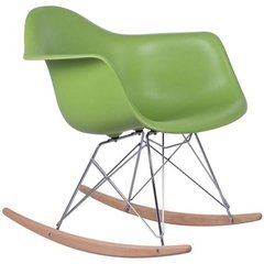 Silla Eames Mecedora Colores - Furnitech en internet