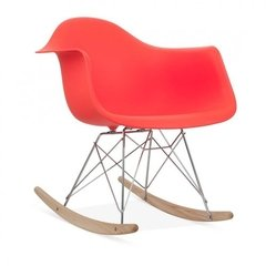 Silla Eames Mecedora Colores - Furnitech - FURNITECH