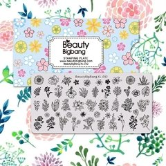 Placa beauty big bang XL  092