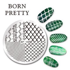 Placa Born Pretty R 109
