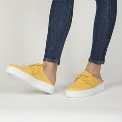 Brisa Sneakers - Yellow - Mancuso Zapatos