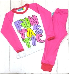 pijama interlock funtastic