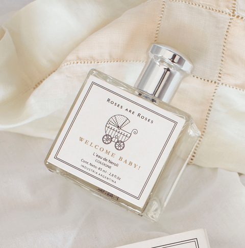 Welcome Baby - L'eau de Neroli · Colonia