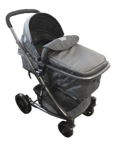 BABYONE TRAVEL SYSTEM 3 EN 1 MONTANA PLUS NEGRO - Childs Especialistas en Bebes