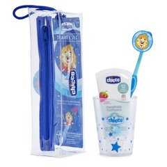 CHICCO SET DENTAL AZUL 36 M