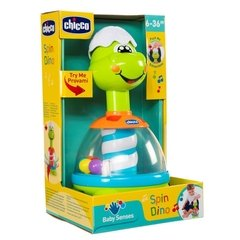 CHICCO BS TOY SOIN DINO +6M
