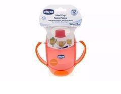 CHICCO VASO EVOLUTIVO 12M+ NARANJA X180ML