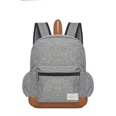 HAPPY LITTLE MOMENTS MOCHILA FELIX GRIS