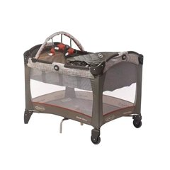 GRACO CUNA PACK N PLAY CON NAPPER REVERSIBLE FORECASTER 1812960 - comprar online