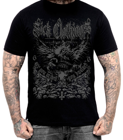 Camiseta The Crow