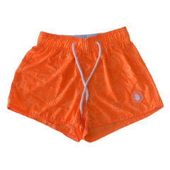 Magic Shorts - Orange Sea (Feminino) - comprar online