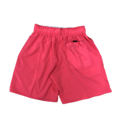 Magic Shorts - Pink Hibiscus (Masculino) - Calmo Store