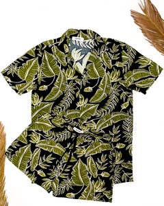 SHORT SAVAGE GREEN - comprar online