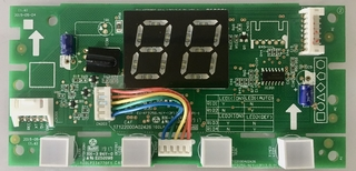 PLACA ELETRONICA DO DISPLAY ( 2013330A0932 )