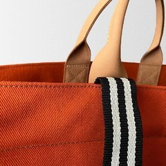 Bolsa Shopping Bag Terracota - MNOVAK Design