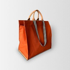 Bolsa Shopping Bag Terracota - comprar online
