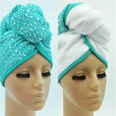 TURBANTE ACQUA REVERSIBLE